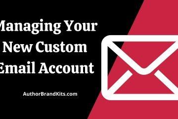 custom email account