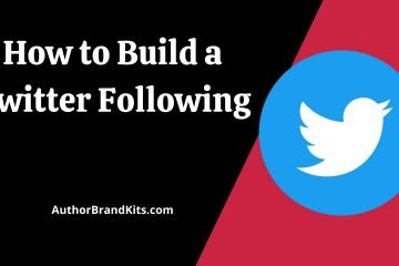 build a twitter following